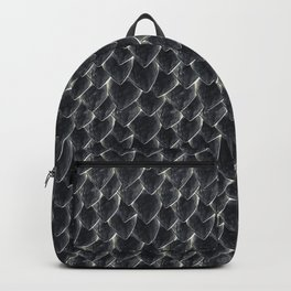 Night Dragon Dark Scales Backpack