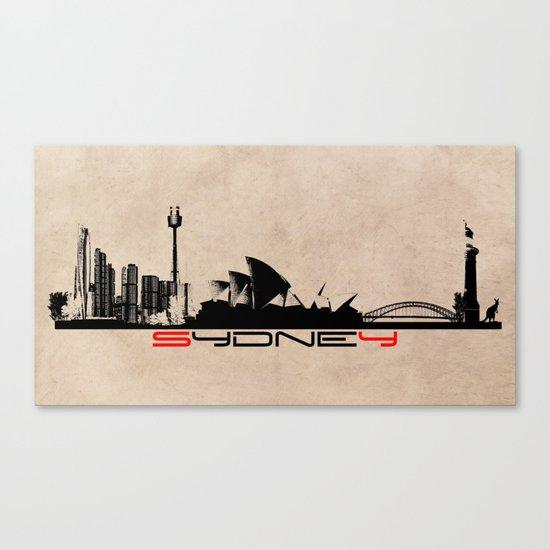 Sydney city skyline by jbjart