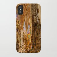 ornate elephant iPhone & iPod Cases featuring Ornate by John Hinrichs