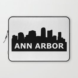 Ann Arbor Skyline Laptop Sleeve