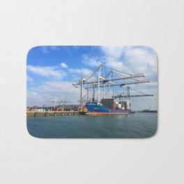 Southampton Port Bath Mat