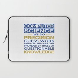 COMPUTER SCIENCE Laptop Sleeve