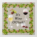 It's Wine O'Clock by lllcreations