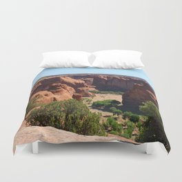 The Beauty of Canyon de Chelly Duvet Cover