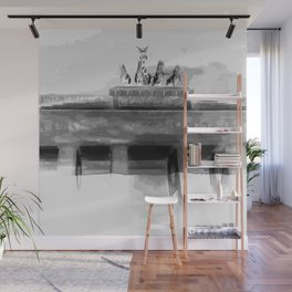 World house Wall Mural