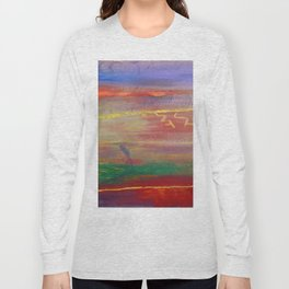 Edge Of The Storm Long Sleeve T-shirt