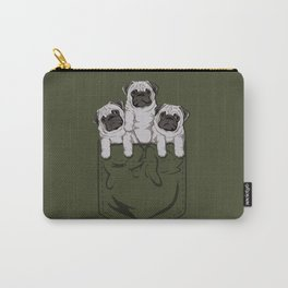 Pocket Pug Carry-All Pouch
