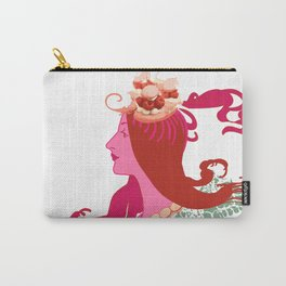 Madame Swann Carry-All Pouch