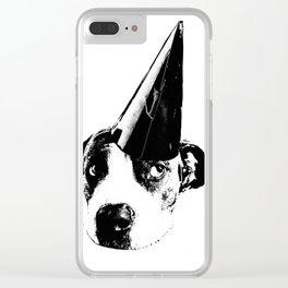 Party Ginny Clear iPhone Case