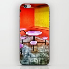 The Waiting Room iPhone Skin