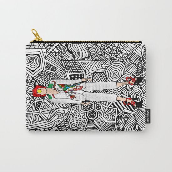 Bowie Fashion 7 Carry-All Pouch