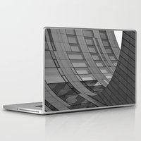 architecture Laptop & iPad Skins featuring Architecture by DuniStudioDesign