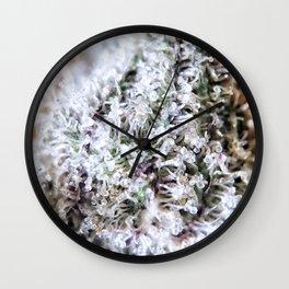 Platinum Purple Strain Genetics OG Kush x Purple Urkle Wall Clock