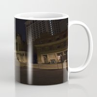 baltimore Mugs featuring Baltimore by Nick Coleman