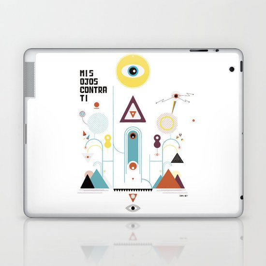 Escapulario Laptop & iPad Skin