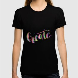 Hand Drawn Typography Lettering Phrase Create T-shirt