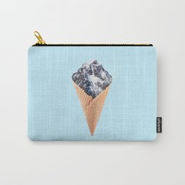 ICE CREAM MOUNTAIN Carry-All Pouch