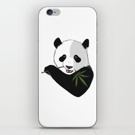 Save The Panda iPhone Skin