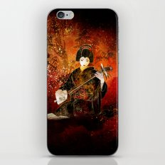 Arigato iPhone & iPod Skin