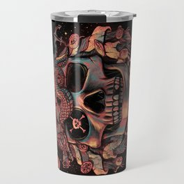 Dead Pirate's Gold Travel Mug