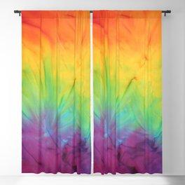 Tie Dye Blackout Curtain