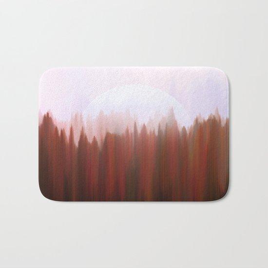 Forest Moon Bath Mat