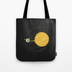 Death by Solar Flare Tote Bag