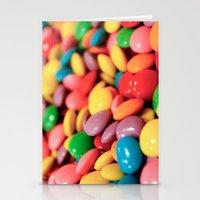 confetti Stationery Cards featuring Confetti by Studio Laura Campanella