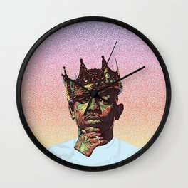 pastel lamar Wall Clock