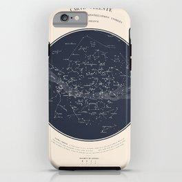 Carte Celeste iPhone Case