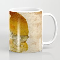the mortal instruments Mugs featuring Mortal mushroom by Ganech joe