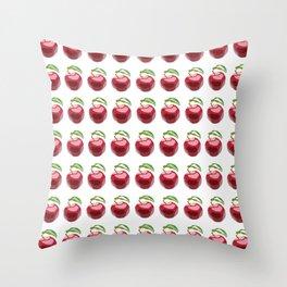 Newton's Nightmare Throw Pillow