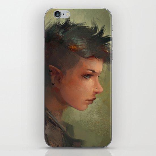 YOUNG REBEL iPhone & iPod Skin