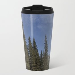 Carol M Highsmith - Winter Forest Travel Mug