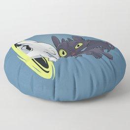 Kiss Fury Floor Pillow