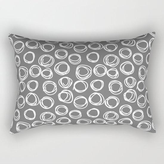 Hand drawn pattern Rectangular Pillow