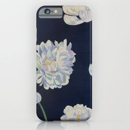Chrysanthemum Stages iPhone Case