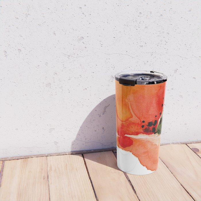Poppy Travel Mug