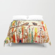 les gypsies Duvet Cover
