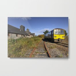 Maltings Pacer Metal Print