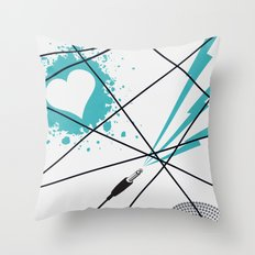Love this song... Throw Pillow