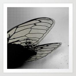 MINUTIAE / 04 Art Print