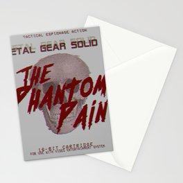 The Phantom Pain Stationery Cards