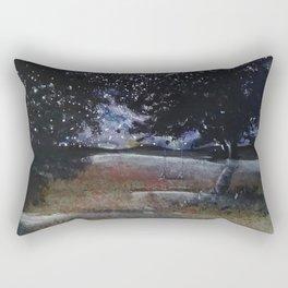 Summer Night Rectangular Pillow