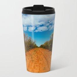 Way up north Travel Mug