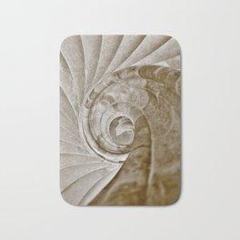 Sand stone spiral staircase 13 Bath Mat