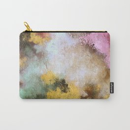 Colorful Abstract Clouds No.3 Carry-All Pouch