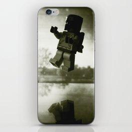 Boba Fetts flight iPhone Skin