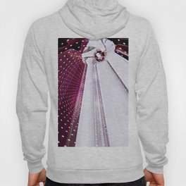 Hibiscus Across Time And Space Hoody