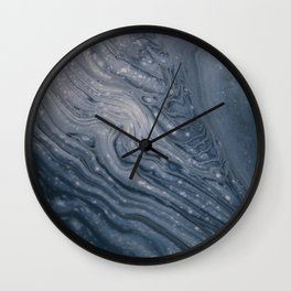 Stone Galaxy Wall Clock